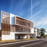 Construction d'un pôle médical à Bayonne